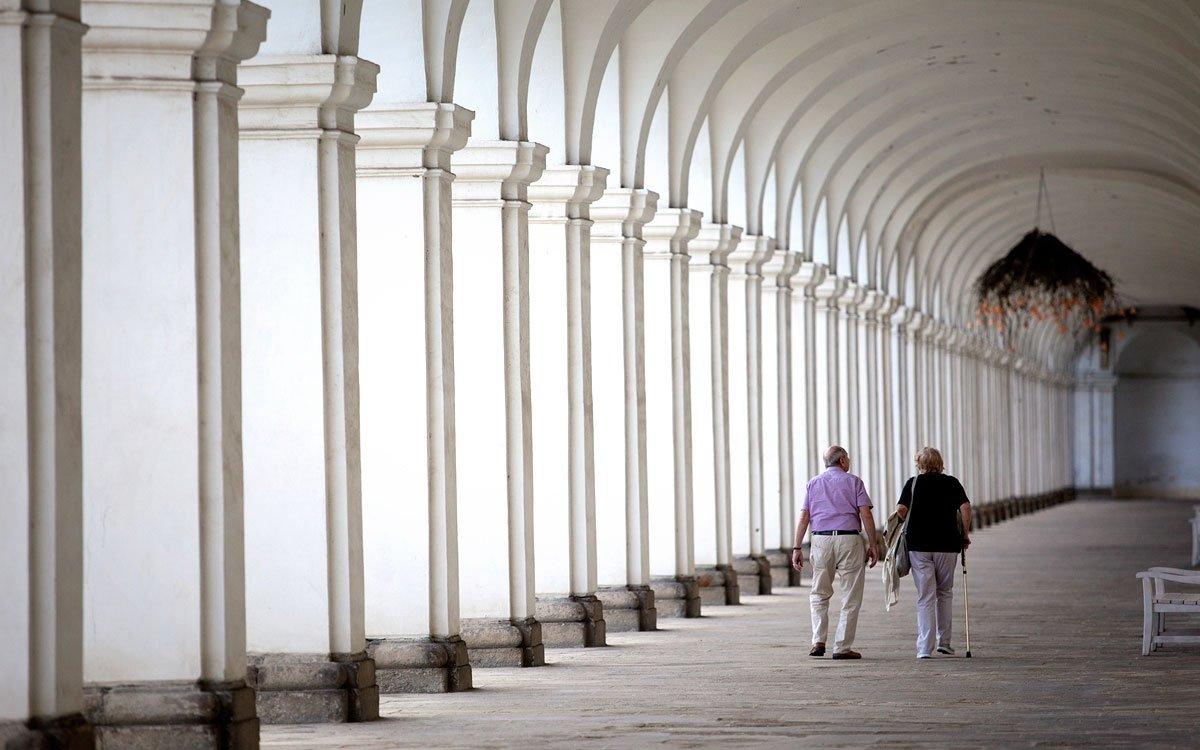 Do podoby Květné zahrady se promítají jak vlivy pozdní renesance, tak nastupujícího baroka a stylu, který známe zfrancouzského Versailles. Na rozdíl od jiných zahrad však ty kroměřížské neprošly vhistorii výraznější proměnou – a to znich činí světový unikát. | © Eva Kořínková