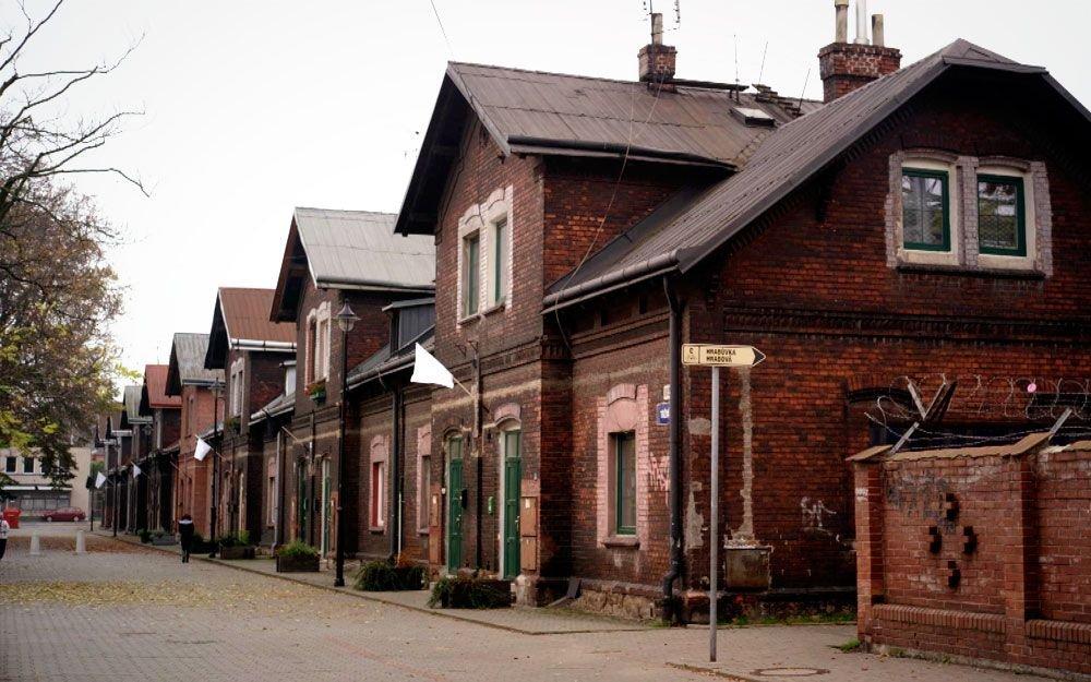 Toto není průmyslová Anglie, ale typická stavba ve Vítkovicích. | z archivu seriálu Lovci zážitků