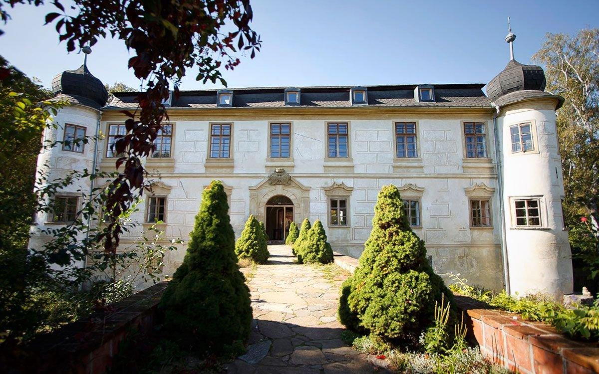 Historie, příroda a umění se na zámku Třebešice spojily v dokonalý mix. | archiv Chateau Třebešice