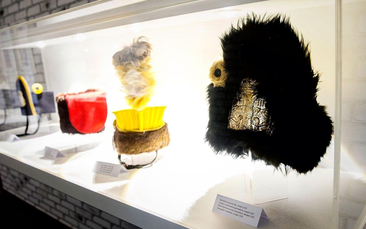Ve stejné budově, kde zemřel generál Laudon, dnes sídlí shodou okolností i další muzeum, které představuje historii nejvýznamnějšího novojičínského průmyslu – výroby klobouků. | © Eva Kořínková