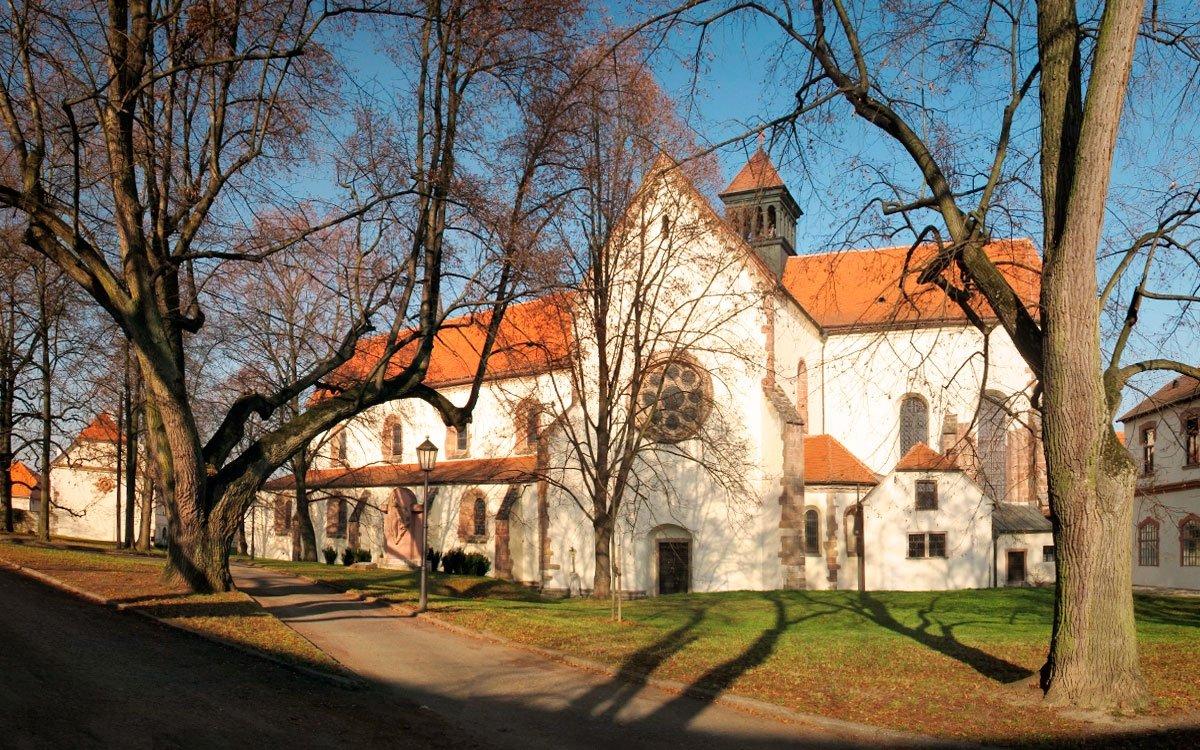 Naproti kostelu s konventem se nachází budova proboštství, kde od roku 1955 sídlí Podhorácké muzeum, které je součástí Muzea Brněnska. Muzeum nabízí několik stálých expozic zaměřených na paleontologii, mineralogii a dějiny měšťanských interiérů přelomu 19. a 20. století a přibližuje samozřejmě také dějiny kláštera. Součástí prohlídky je i návštěva gotického jádra kláštera s kostelem, křížovou chodbou i kapitulní síní. | © Dreamstime