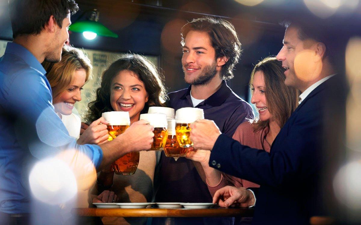 Dnes můžete v Plzni ochutnat pivo z Plzeňského Prazdroje například v největší pivnici v Čechách. Další pivní značky a speciály najdete v mnoha hospodách, restauracích a několika minipivovarech. | © David Marvan, archiv CzechTourism