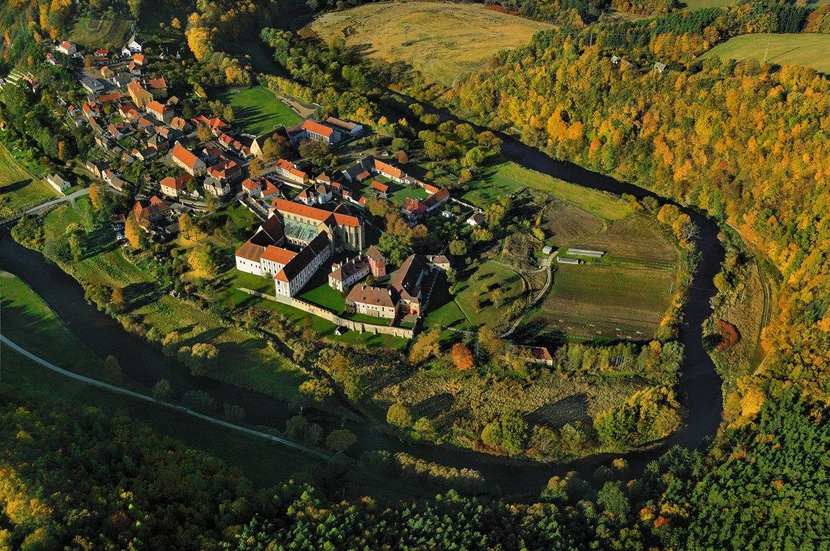 Zlatá Koruna I © Libor Sváček, archiv CzechTourism