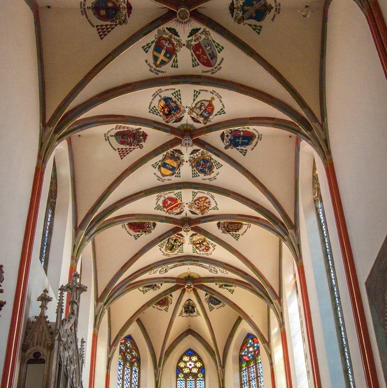Hradec Králové, Chrám sv. Ducha I  © Zdeněk Thoma, archiv CzechTourism