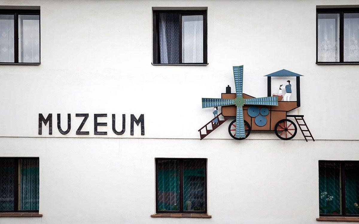 Více než sedm tisíc exponátů dělá z kolovečského Muzea techniky a řemesel jedno z největších muzeí svého druhu u nás. | © Eva Kořínková