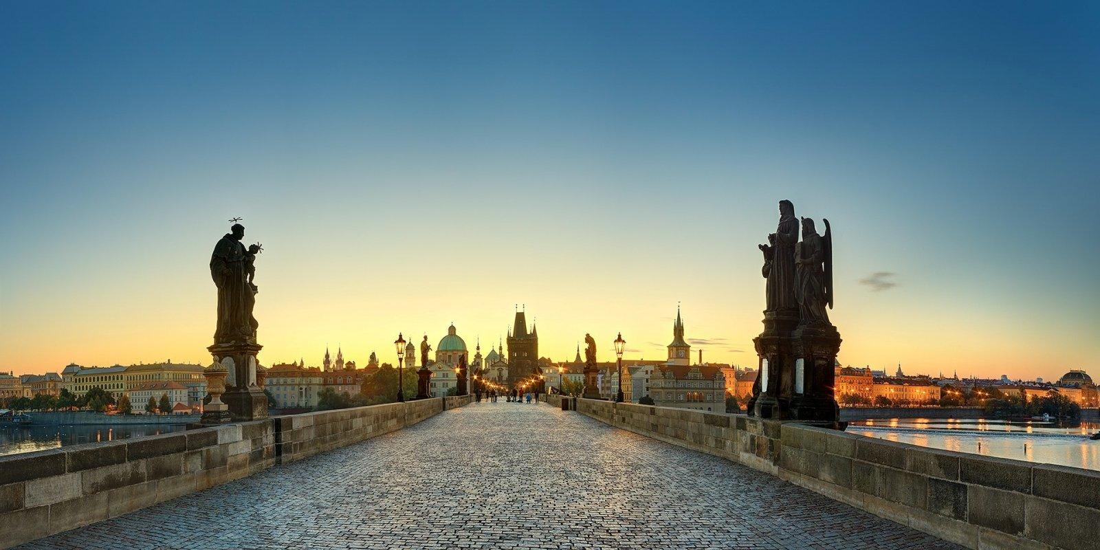 Karlův most I © Libor Sváček, archiv CzechTourism
