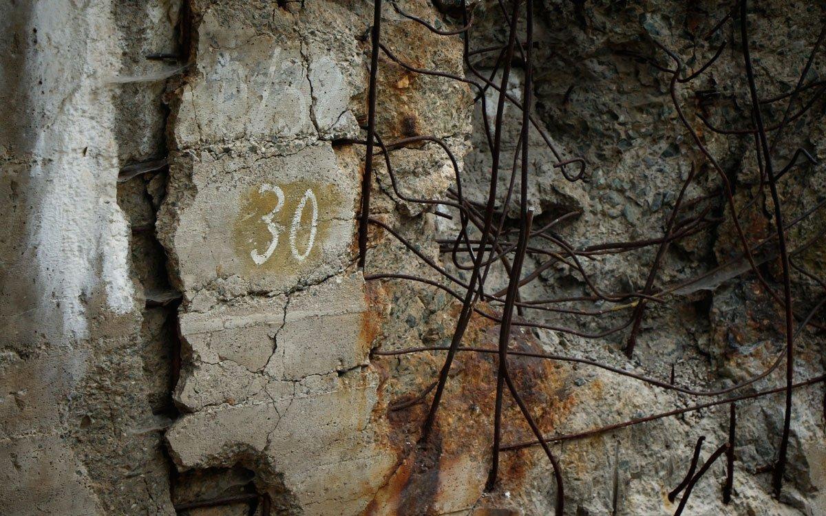 V době okupace Němci obě pevnosti využívali jako cíl pro dělostřelecké pokusy, na něž upomíná třeba tzv. posunutý bunkr K-S 24 na tvrzi Bouda. Na Hůrce se zase testovaly protibetonové střely Röchling, jeden z tajných projektů třetí říše, který se však nikdy nedočkal nasazení v poli. | © sius