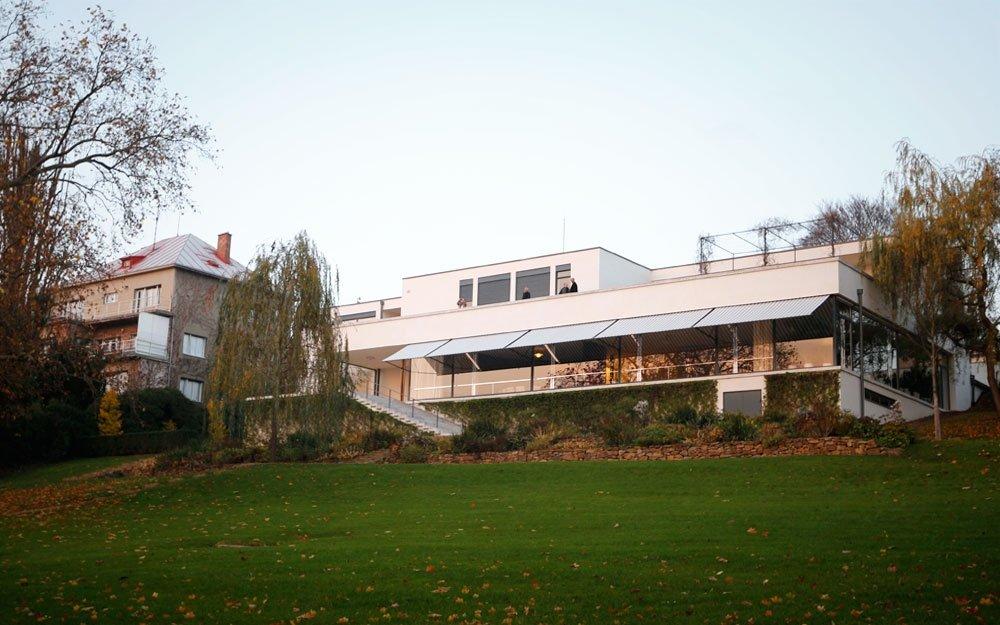 Jako jediná stavba moderní architektury v České republice je vila Tugendhat na seznamu světového dědictví UNESCO. | © sius