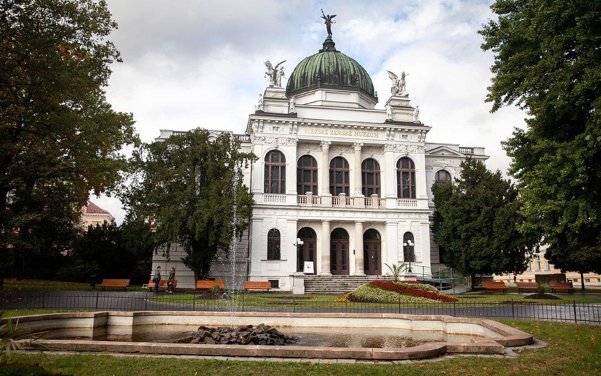 Slezské zemské muzum bylo založeno už v roce 1814. | © Eva Kořínková