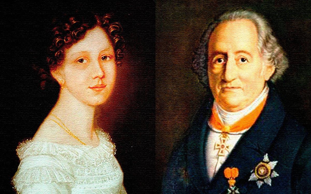 28. srpna 1823, v den svých čtyřiasedmdesátých narozenin, prožil Goethe v Lokti údajně svůj nešťastnější den ve společnosti krásné hraběnky Ulriky von Levetzow. Po uši zamilovaný básník mladinkou šlechtičnu dokonce později požádal o ruku, ta však jeho nabídku odmítla a zlomila mu srdce.