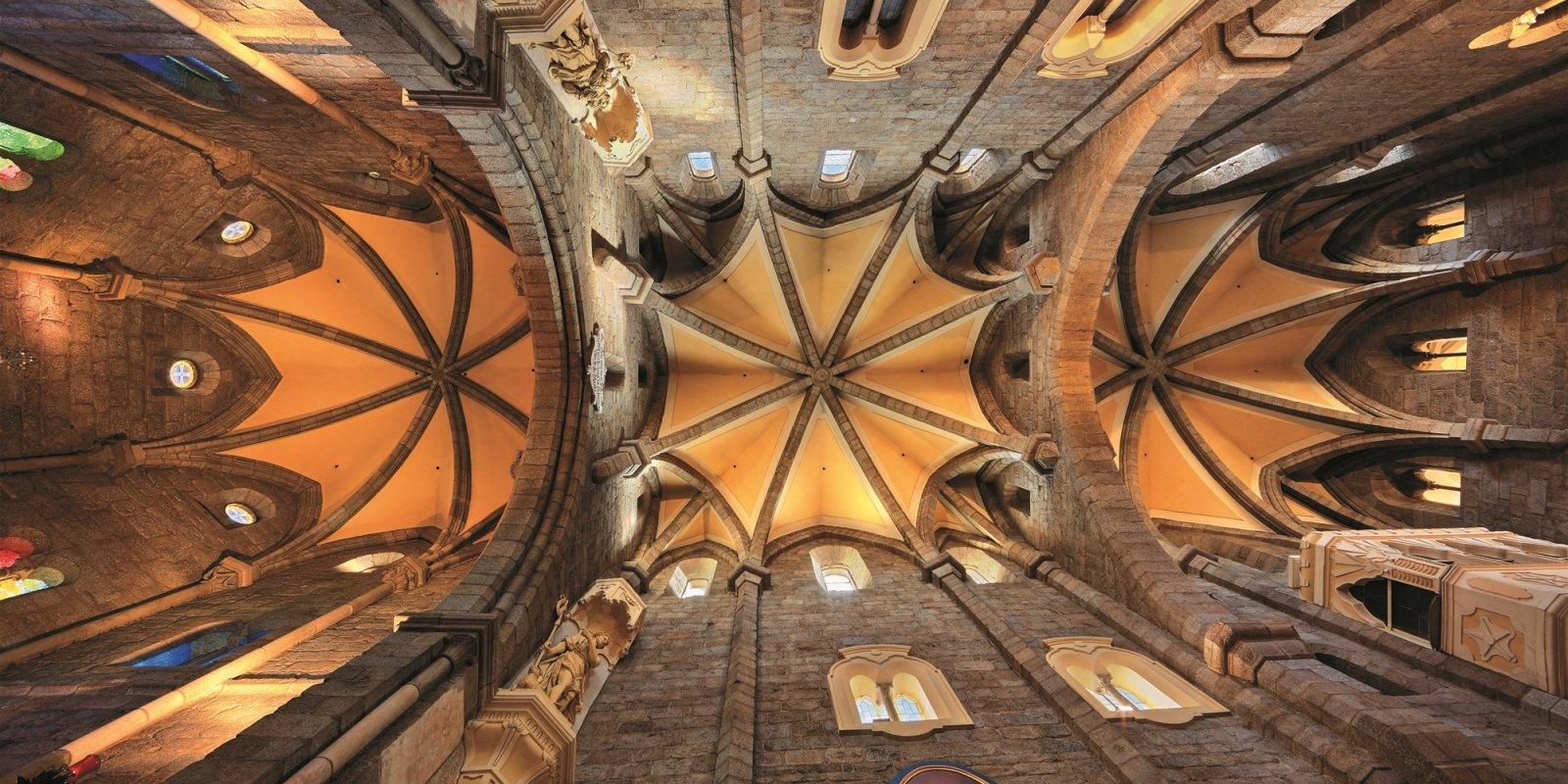 Úchvatný interiér Baziliky sv. Prokopa | © Libor Sváček, archiv CzechTourism