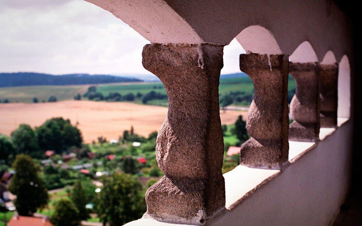 Slavonice jsou úchvatným městem s uměleckým duchem a polozapomenutý kraj v jejich okolí se stal rájem všech snílků a romantiků. | © Jan Jánský