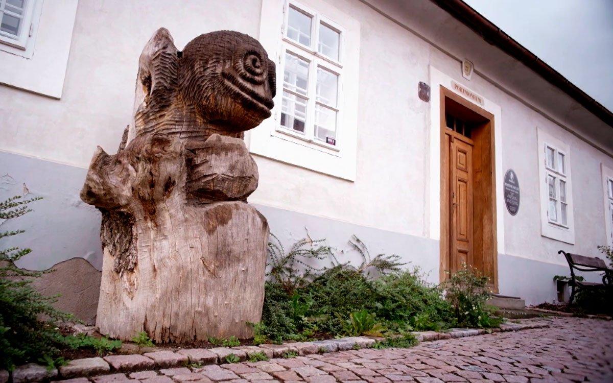 Za nenápadnou fasádou se ukrývá jedna z nejzajímavějších litomyšlských památek. | z archivu seriálu Lovci zážitků