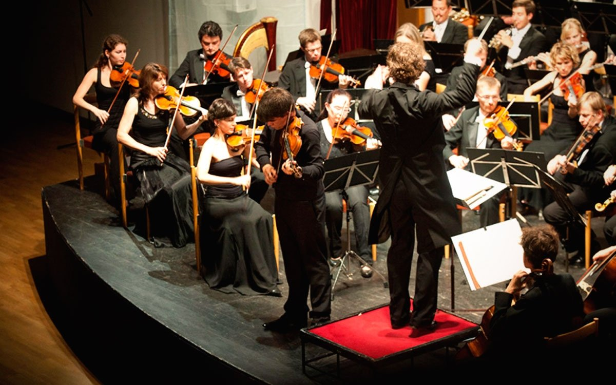 K poctě skladatele je ve městě od roku 1992 každoročně pořádán hudební festival Janáček a Luhačovice. | archiv Lázně Luhačovice, a.s.