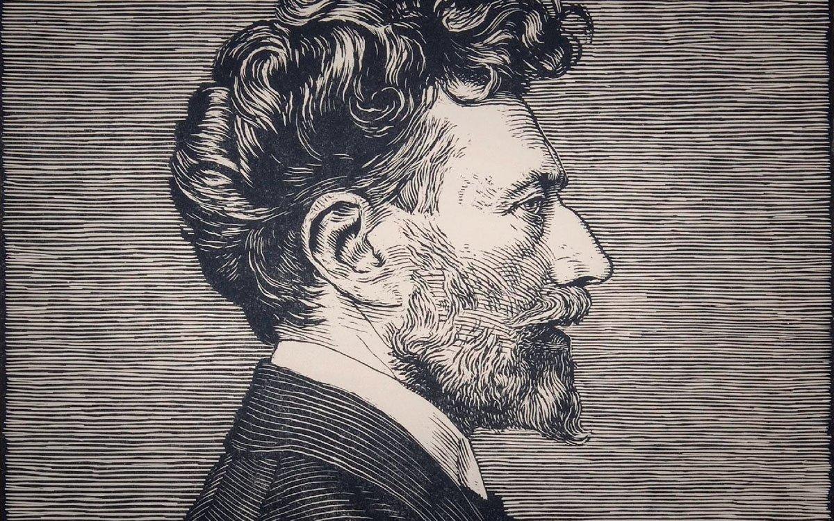 Maxmilian Theodor Jan Švabinský (1873 – 1962) byl jeden z nejvýznamnějších českých umělců 20. století, kteří u nás položili základy moderního výtvarného umění a velkou měrou se také podílel na zviditelnění českého výtvarného umění v celé Evropě. Byl obdivován pro svou neobyčejnou kreslířskou zručnost a rozmanitost grafických technik a na jeho portrétech se můžeme setkat s mnoha významnými osobnostmi jeho doby. (Max Švabinský: Autoportrét, 1917; Galerie hlavního města Prahy)