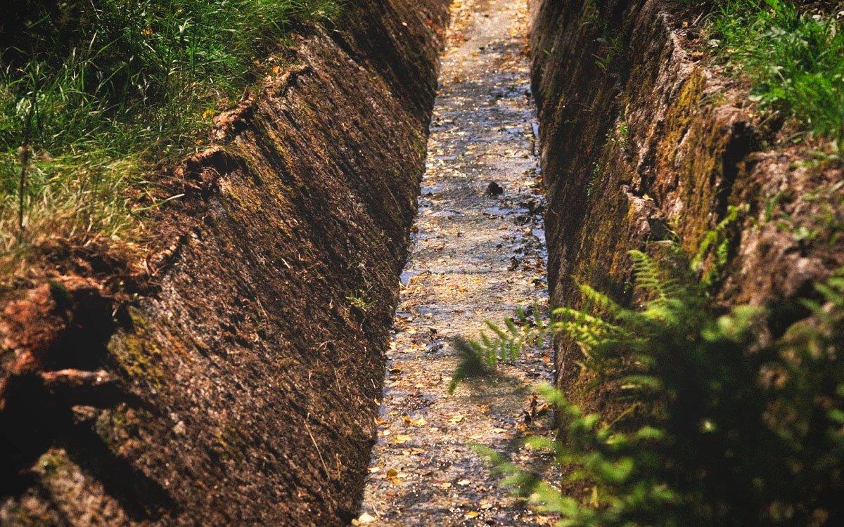 Po ukončení provozu v roce 1891 začal kanál chátrat, po roce 1989 však byly podstatné úseky kanálu zrekonstruovány a dnes na něm pravidelně probíhají ukázkové plavby dříví. Kolem kanálu na české i rakouské straně vede příjemná cyklostezka. | © René Volfík