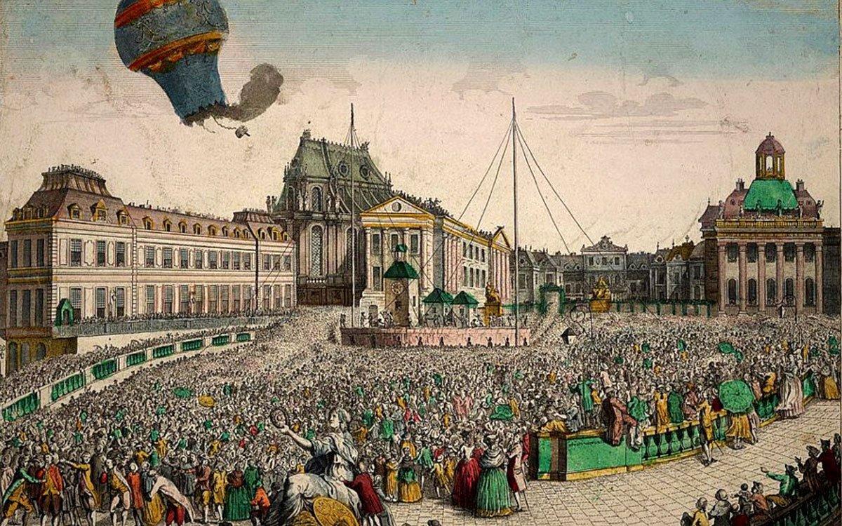 Roku 1786 se Kunín zapsal do historie poprvé, když se hrabě Klement Alois z Truchsess-Waldburg-Zeilu, po vzoru bratří Montgolfierů, pokusil o jedno z prvních vzlétnutí horkovzdušného balónu na Moravě. Mnohem významnější epizodu zámku však měla o něco později na svědomí jeho manželka.