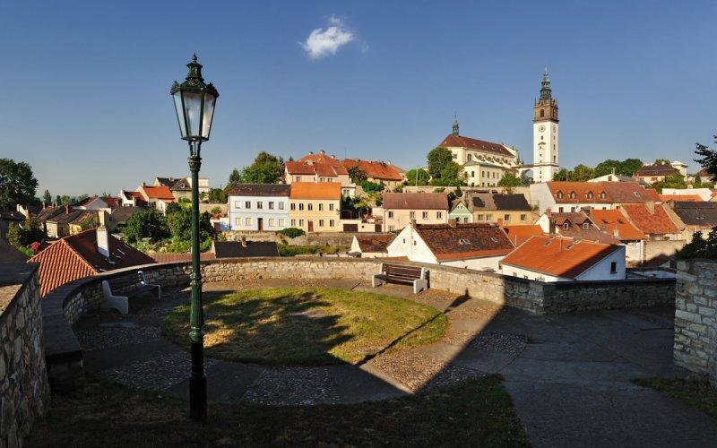 Litoměřice, Dómský pahorek © Ladislav Renner, archiv CzechTourism