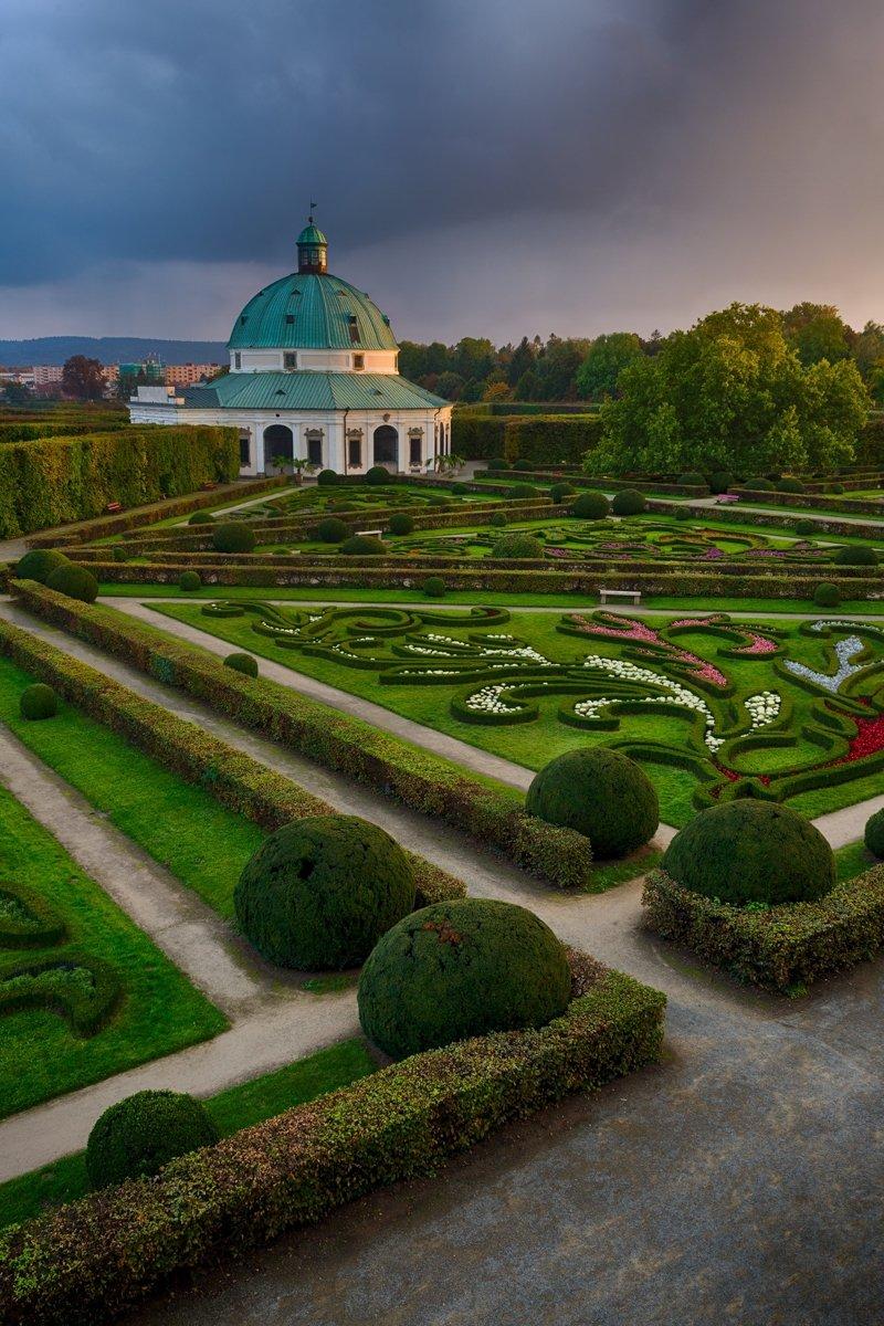 Kroměříž, Květná zahrada © František Renza, archiv CzechTourism