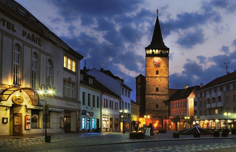 Jičín, Valdická brána © Ladislav Renner, archiv CzechTourism