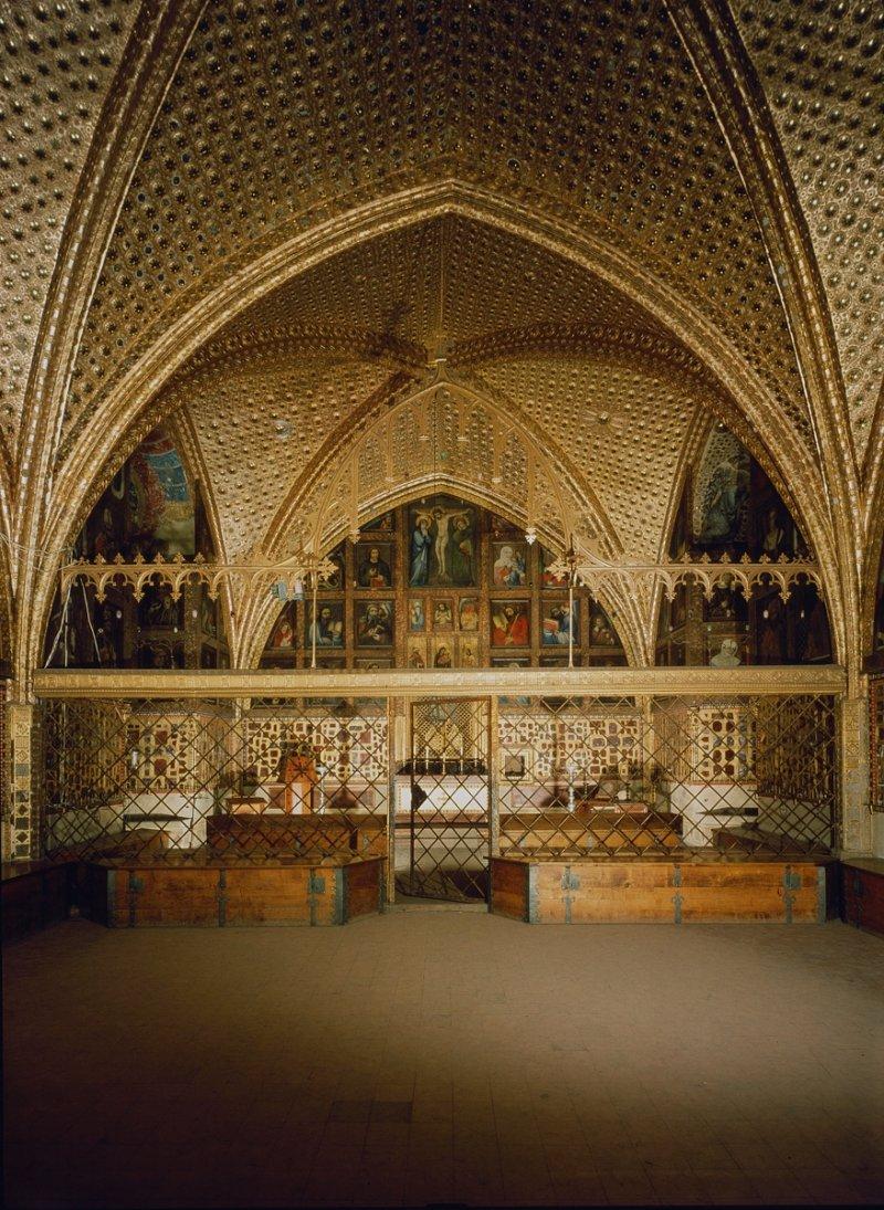 Kaple sv. Kříže - © Dalibor Kusák, archiv CzechTourism
