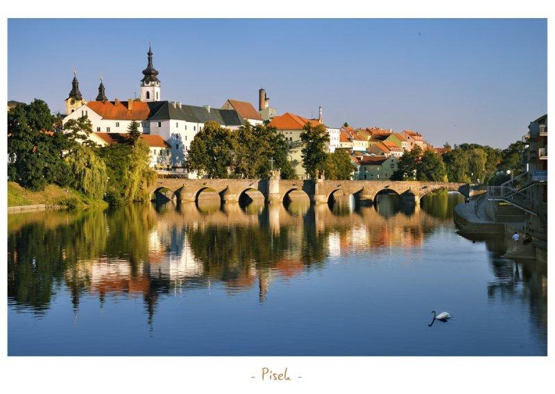 Kamenný most v Písku I © Ladislav Renner, archiv CzechTourism