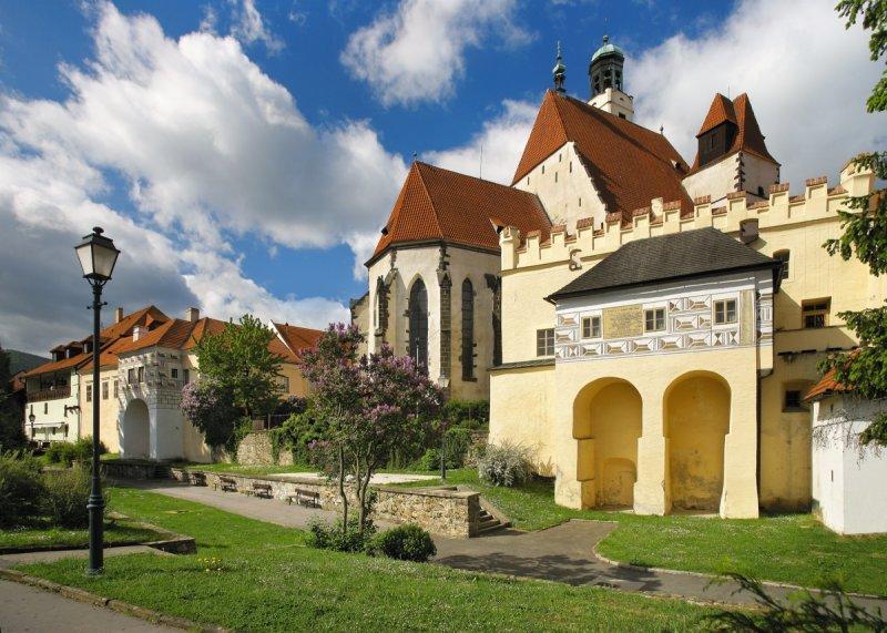 Prachatice © Libor Sváček, archiv CzechTourism