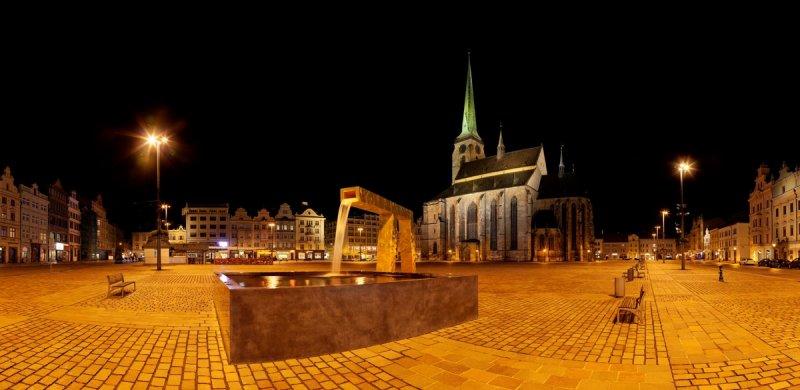 Plzeň, Katedrála sv. Bartoloměje © Václav Jirásek, archiv CzechTourism
