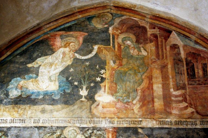 Emauzský klášter, křížová chodba © Dagmar Veselková