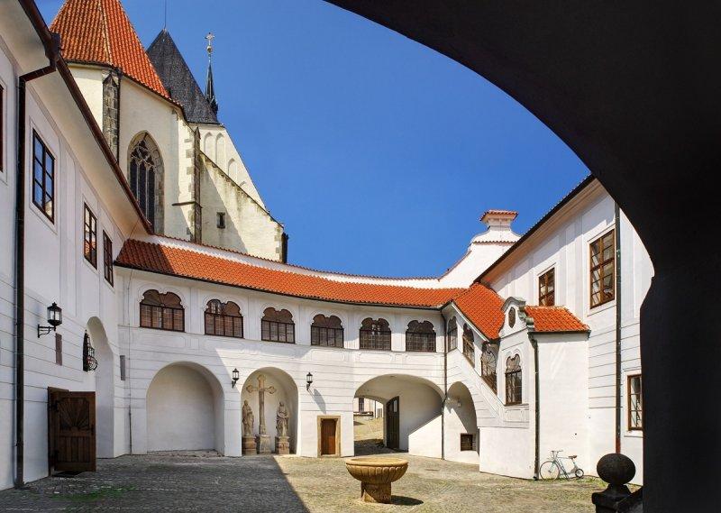 Český Krumlov - Českokrumlovská prelatura I © Libor Sváček, archiv CzechTourism