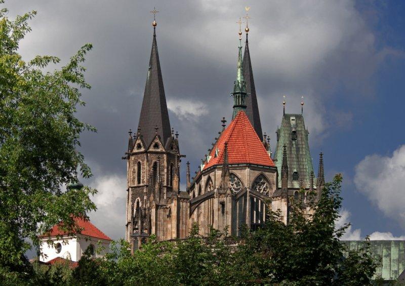 Kolín, věže sv. Bartoloměje I © Zdeněk Thoma