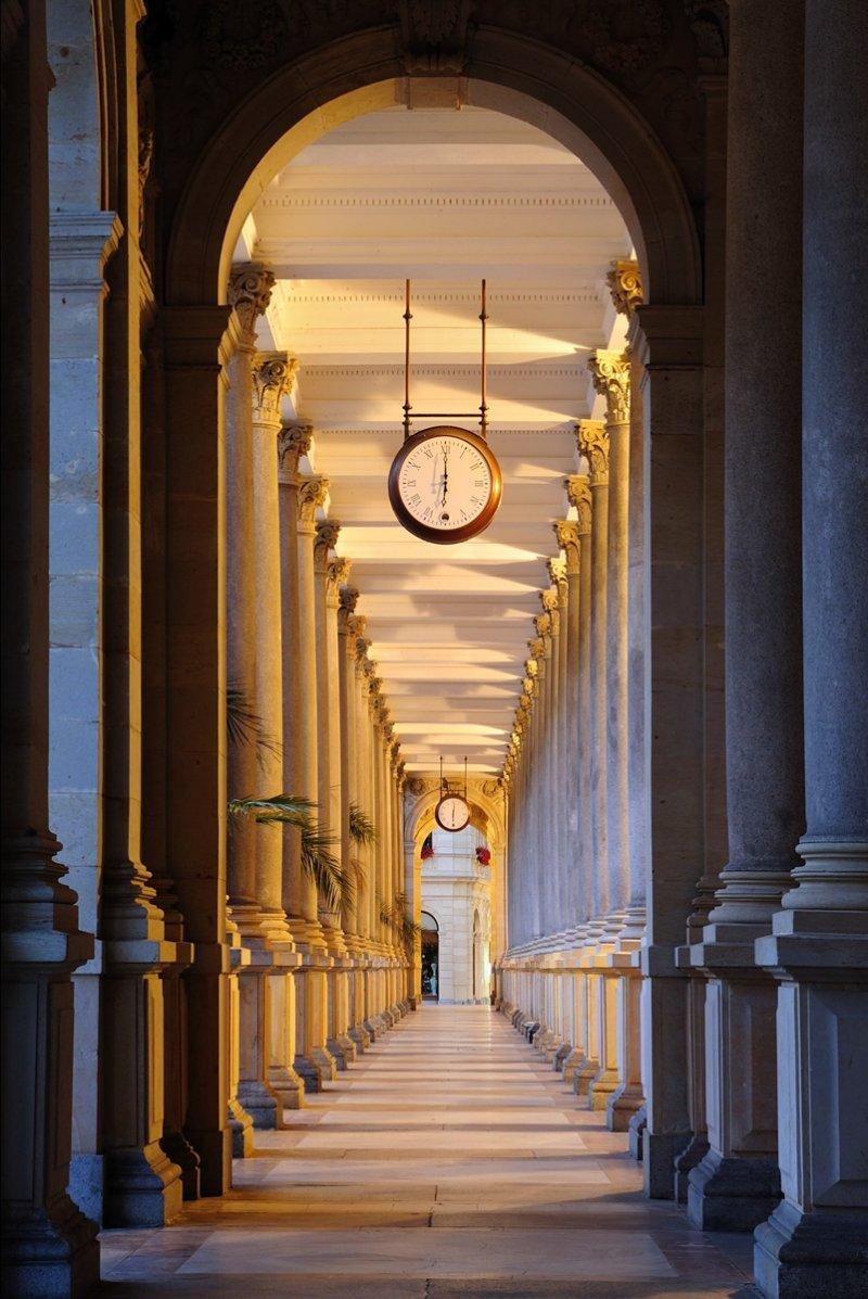 Karlovy Vary, Mlýnská kolonáda I © Ladislav Renner, archiv CzechTourism