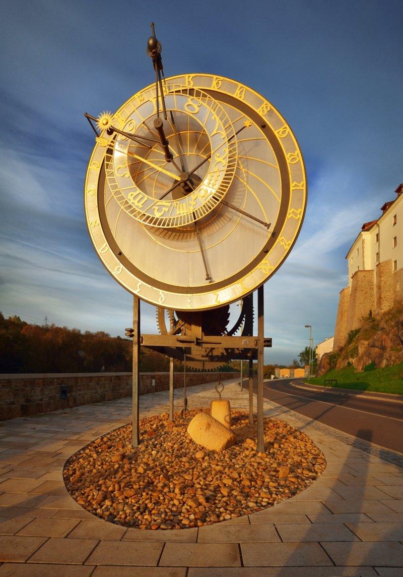 Kadaň, orloj I © Ladislav Renner, archiv CzechTourism