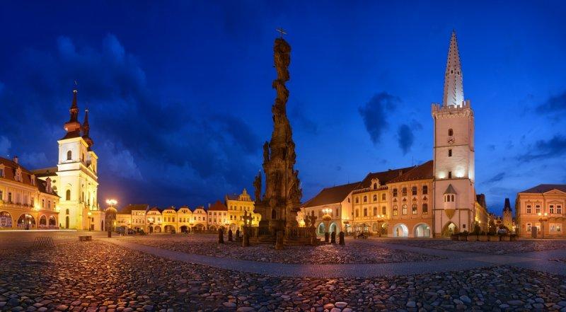 Kadaň, náměstí © Ladislav Renner, archiv CzechTourism