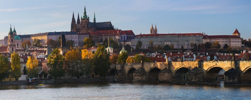 Pražský hrad © Michal Vitásek, archiv CzechTourism