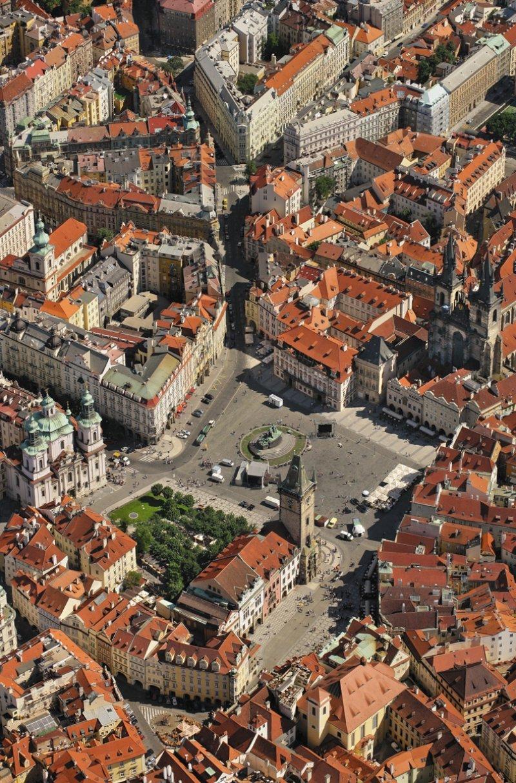 Staroměstské náměstí © Libor Sváček, archiv CzechTourism